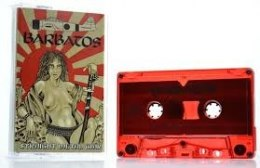 "BARBATOS -""Straight Metal War "" TAPE"