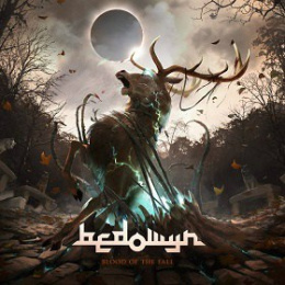 "BEDOWYN -""Blood of the Fall"" CD"