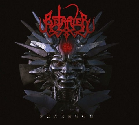 "BETRAYER - "" Scaregod "" Digipak"
