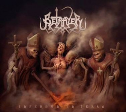 "BETRAYER -""Infernum in Terra"" 12"" GATEFOLD LP"