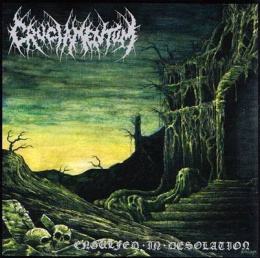 "CRUCIAMENTUM -"" Engulfed In Desolation "" CD"