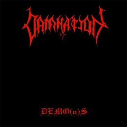 "DAMNATION -""DEMO(n)S"" CD"