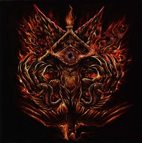 "DEIPHAGO -""Into The Eye of Satan"" CD"