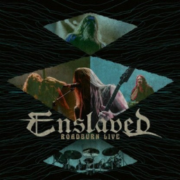 "ENSLAVED -"" Roadburn Live "" DIGI PACK"