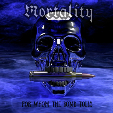 "MORTALITY - ""For Whom the Bomb Tolls"" CD"