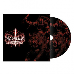 "MARDUK - "" Strigzscara - Warwolf '' Digi CD"