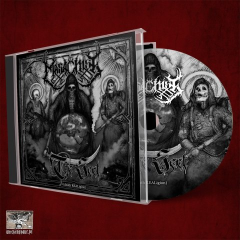 "MASACHIST -""The Sect-death REALigion"" CD"