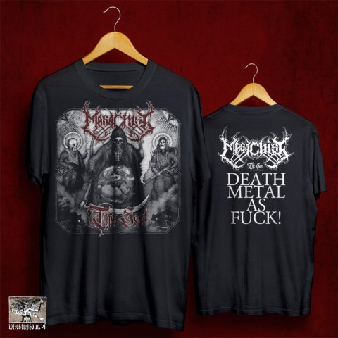 "MASACHIST -""The Sect-death REALigion"" T-SHIRT"