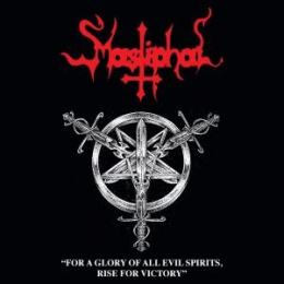 "MASTIPHAL -""For a Glory of All Evil Spirits, Rise for Victory"" CD"