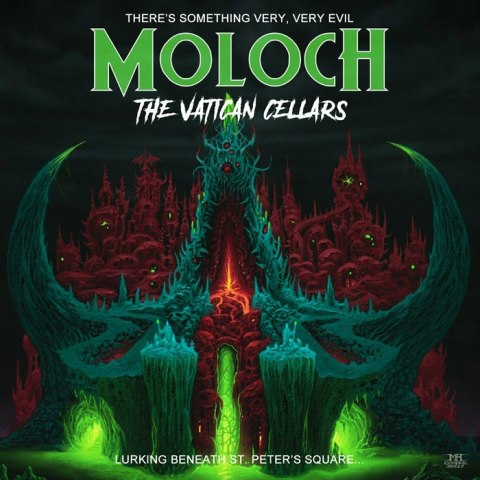 "MOLOCH - ""The Vatican Cellars"" 2CD"