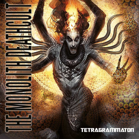 "THE MONOLITH DEATHCULT -""Tetragrammaton"" 2x12"" GATEFOLD LP"