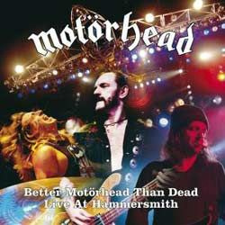 "MOTORHEAD -"" BETTER MOTÖRHEAD THAN DEAD '' 4X12 BOXET LP"