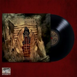 "NAER MATARON - ""LVCITHERION -Temple of the Radiant Sun"" 12"" GATEFOLD LP BLACK"