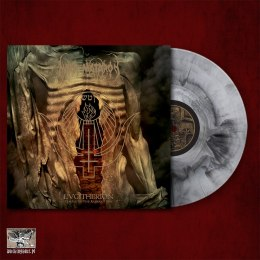 "NAER MATARON - ""LVCITHERION -Temple of the Radiant Sun"" 12"" GATEFOLD LP MARBLED"