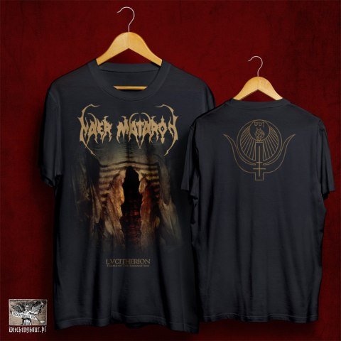 "NAER MATARON - ""LVCITHERION -Temple of the Radiant Sun"" T-SHIRT"