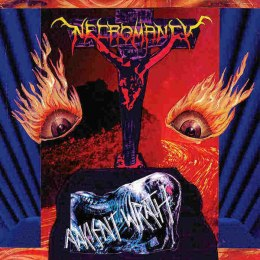 "NECROMANCY-""Ancient Wrath"" CD"