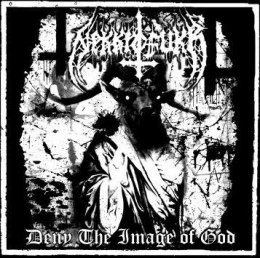 "NEKKROFUKK -""Deny the Image of God"" 12"" LP"