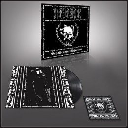 "REVENGE -""Behold.Total.Rejection"" 12"" GATEFOLD LP + PATCH"