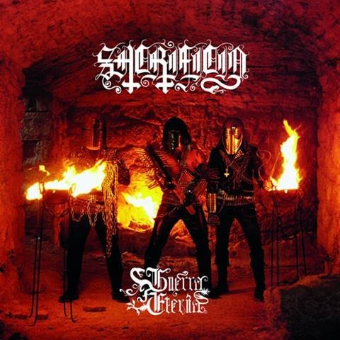 "SACRIFICIO-""Guerra Eterna"" CD"