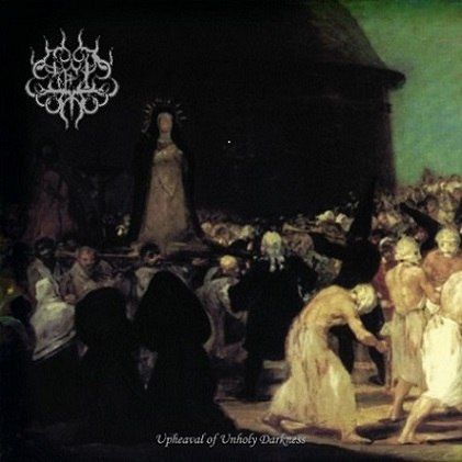 "SET-""Upheaval of Unholy Darkness"" CD"