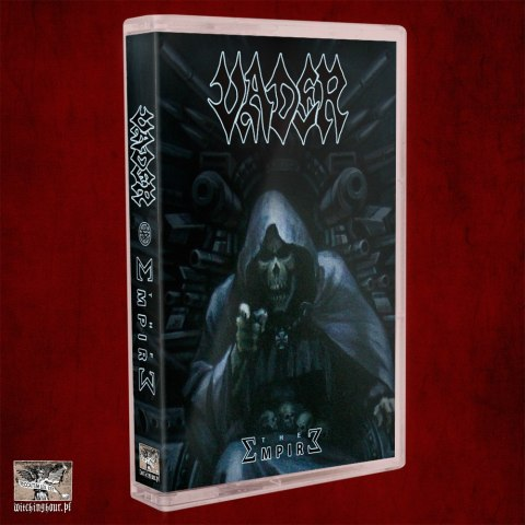"VADER -""The Empire"" TAPE"