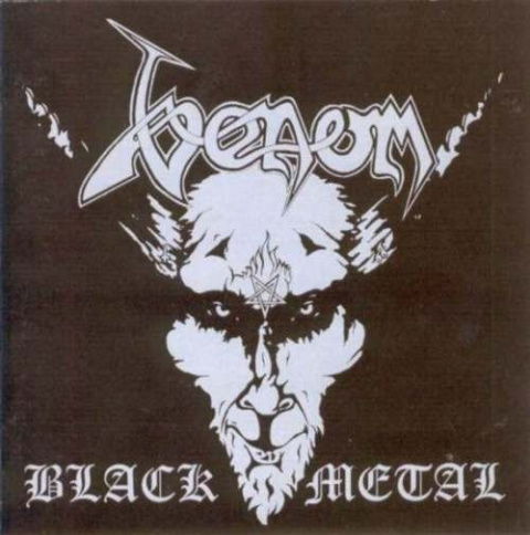 "VENOM -""Black Metal"" 2x12"" GATEFOLD LP"