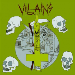 "VILLAINS - ""Road to Ruin"" CD"