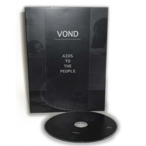 "VOND -"" Aids To The People "" DIGI PACK A5"
