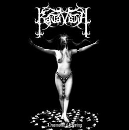 "KATAVASIA - DAEMONIC OFFERING 7"" (CREME)"