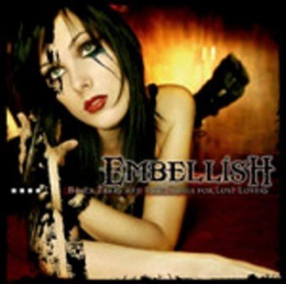 "EMBELLISH-""Black Tears and Deep Songs for Lost Lovers""CD"