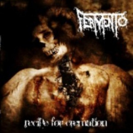 "FERMENTO -""Recipe For Cremation"" CD"