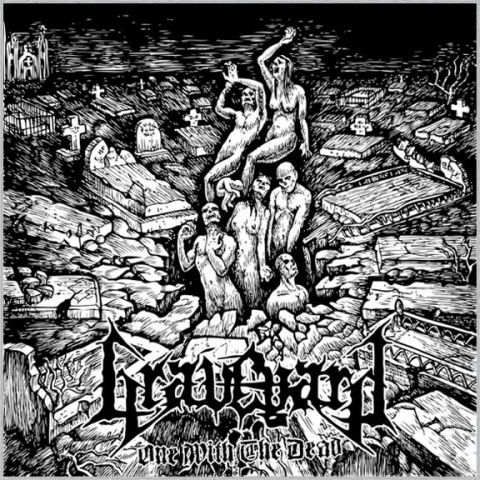 "GRAVEYARD -""One With The Dead"" CD"