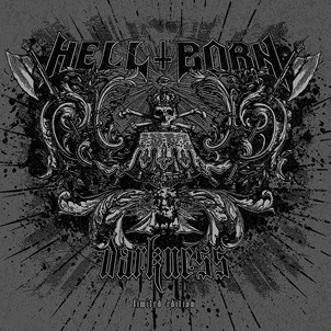 "HELL BORN - ""Darkness"" LIMITED EDITION DIGI PACK"