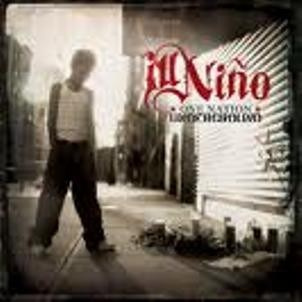 "ILL NINO -""One Nation Underground""CD"