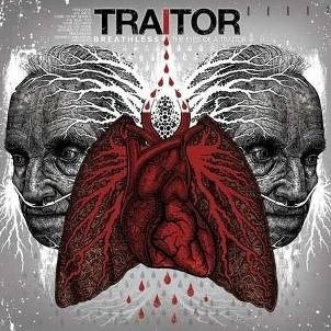 "THE EYES OF TRAITOR -""Breathless""CD"
