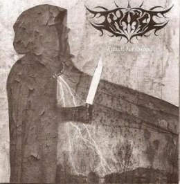 "THIRST- ""Ritual for Blood""CD"