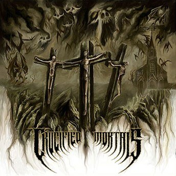 "CRUCIFIED MORTALS-""Crucified Mortals"" CD"