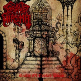 "GRAVE MIASMA -""Realm of Evoked Doom""CD"
