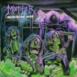 "MORTIFIER -""Underground Noise"" CD"