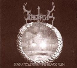 "TENEBROUS -""Arias Toward the Black Sun""CD"