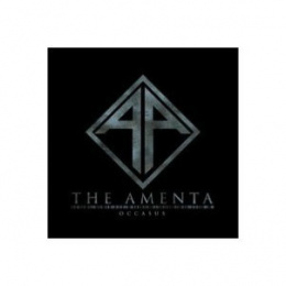"THE AMENTA -""Occasus""CD/DVD DE LUXE SLIPCASE"
