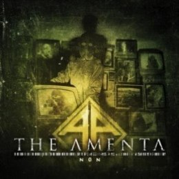 "THE AMENTA -""nOn"" SUPER JEWEL CASE CD"