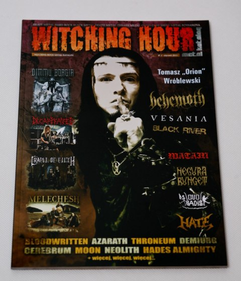 WITCHING HOUR - METAL KATALOG#1 2011