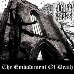 "ACTUM INFERNI-""The Embodiment Of Death"" CD"