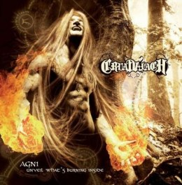 "CRUADALACH-""Agni - Unveil What's Burning Inside"" 12"" MLP"