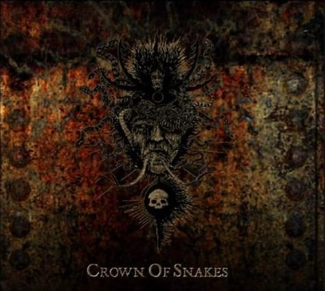 "DARKMOON WARRIOR-""Crown of Snakes"" DIGI PACK CD"