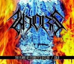 "KHORS-""The Flame Of Eternitys Decline/Cold"" 2xCD SLIPCASE CD"