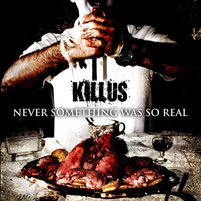 "KILLUS-""Never something was so real"" DIGIPACK CD"