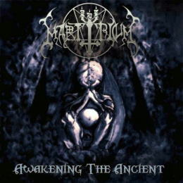"MARTYRIUM-""Awakening the Ancient"" CD"