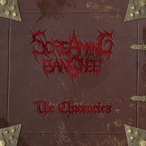 "SCREAMING BANSHEE-""The Chronicles"" CD"